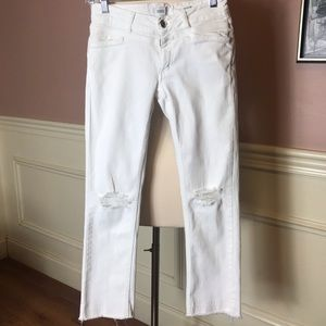 Anthropologie Jeans - EUC!! Anthropologie CLOSED Starlet Cropped Jeans